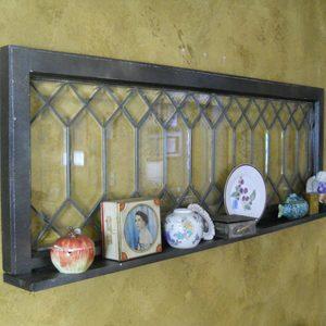 repurposed window storage