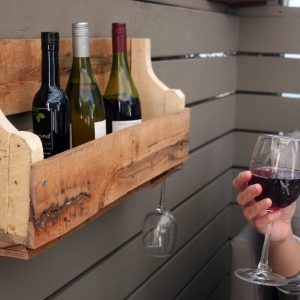 17 Incredible Upcycled Storage Systems