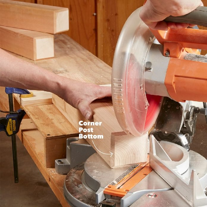 fire table cutting parts