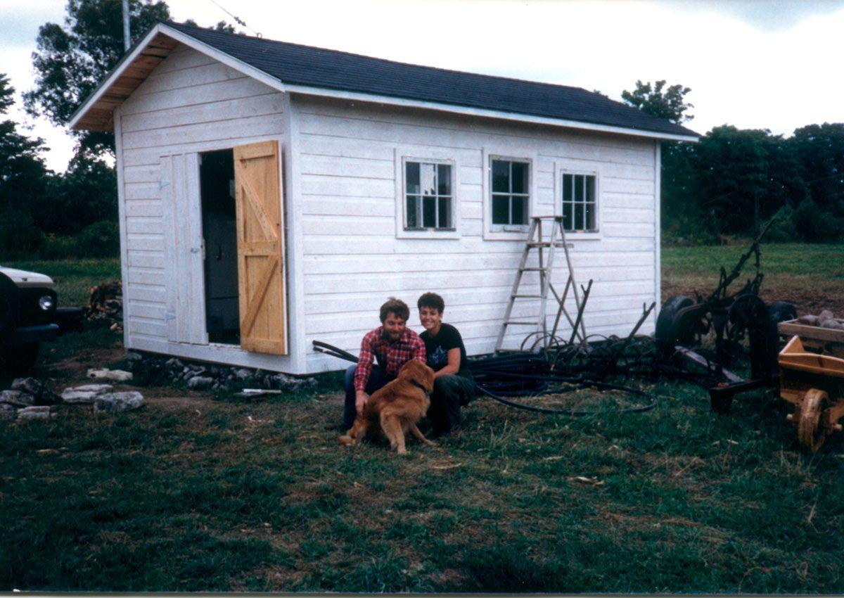 1986 tiny house by steve