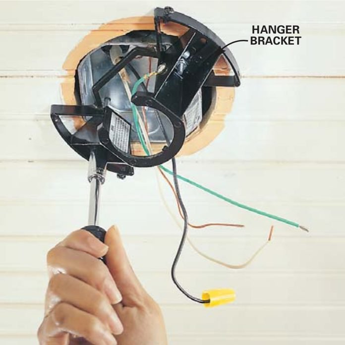 How To Install Ceiling Fans Diy Family Handyman