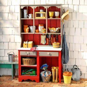 Turn an Old Dresser Into a Green Thumb Hub