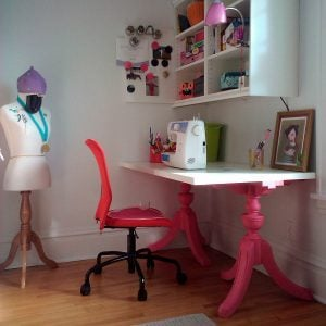Reader Project: Trash to Treasure Sewing Station