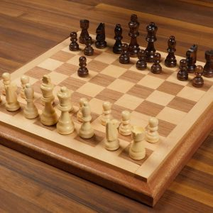 How To Build A Chessboard