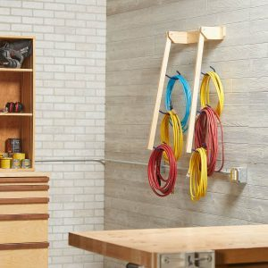 How To Build A Grab & Go Cord Rack