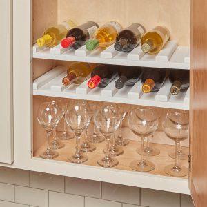Easy-to-Make Wine Rack