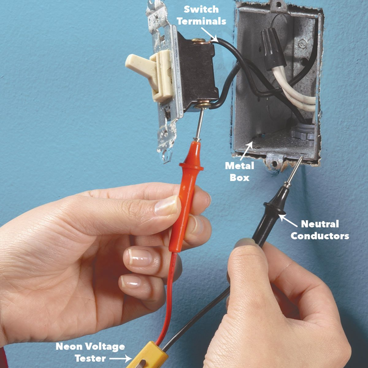 how to install a dimmer light switch: wiring and replacement  the family handyman