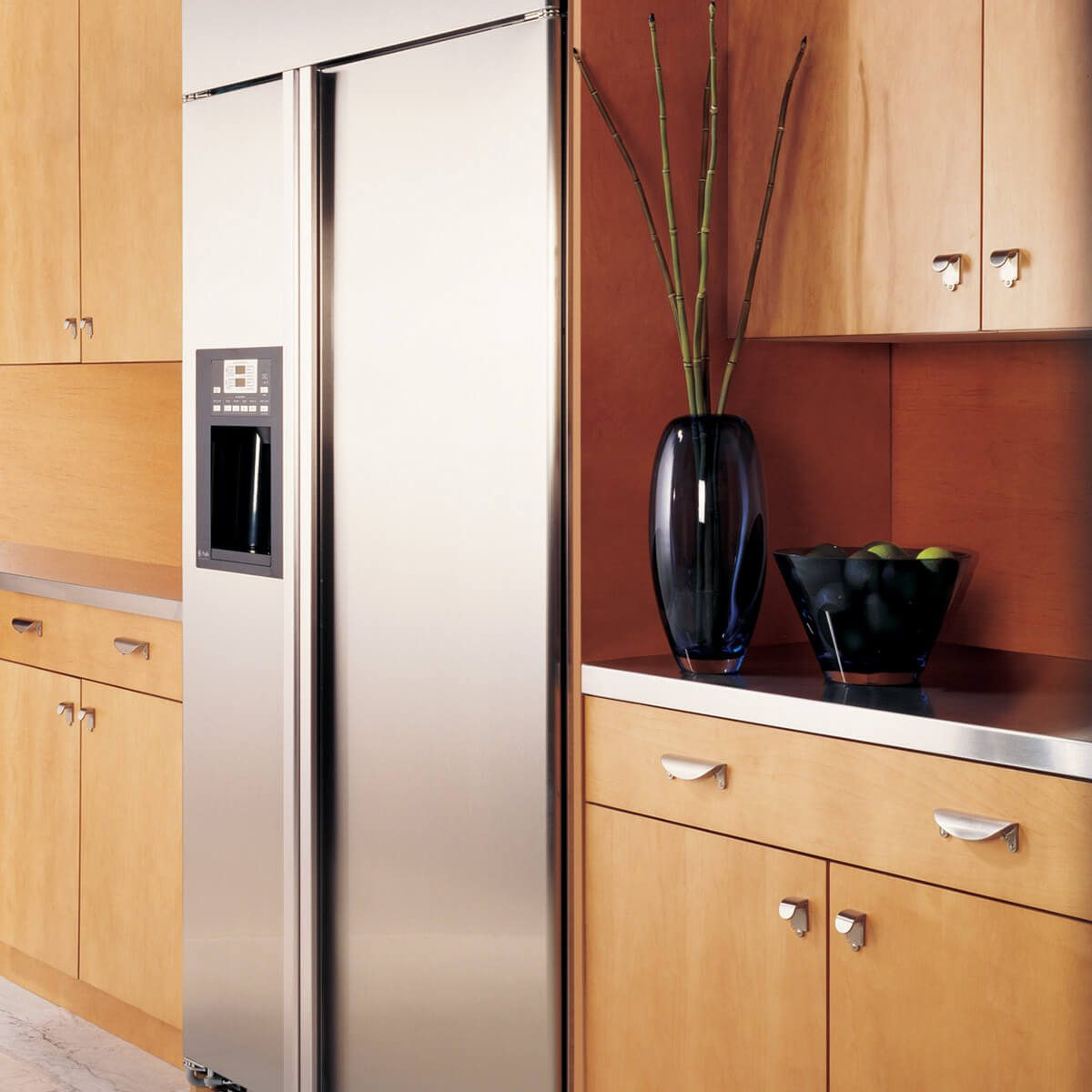 Kitchen Cabinets Refrigerator: 30 Ways To Revolutionize Your Kitchen Space