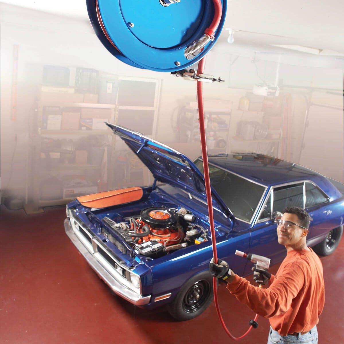 air tool garage