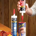 Get an Airtight Caulk Tube Seal