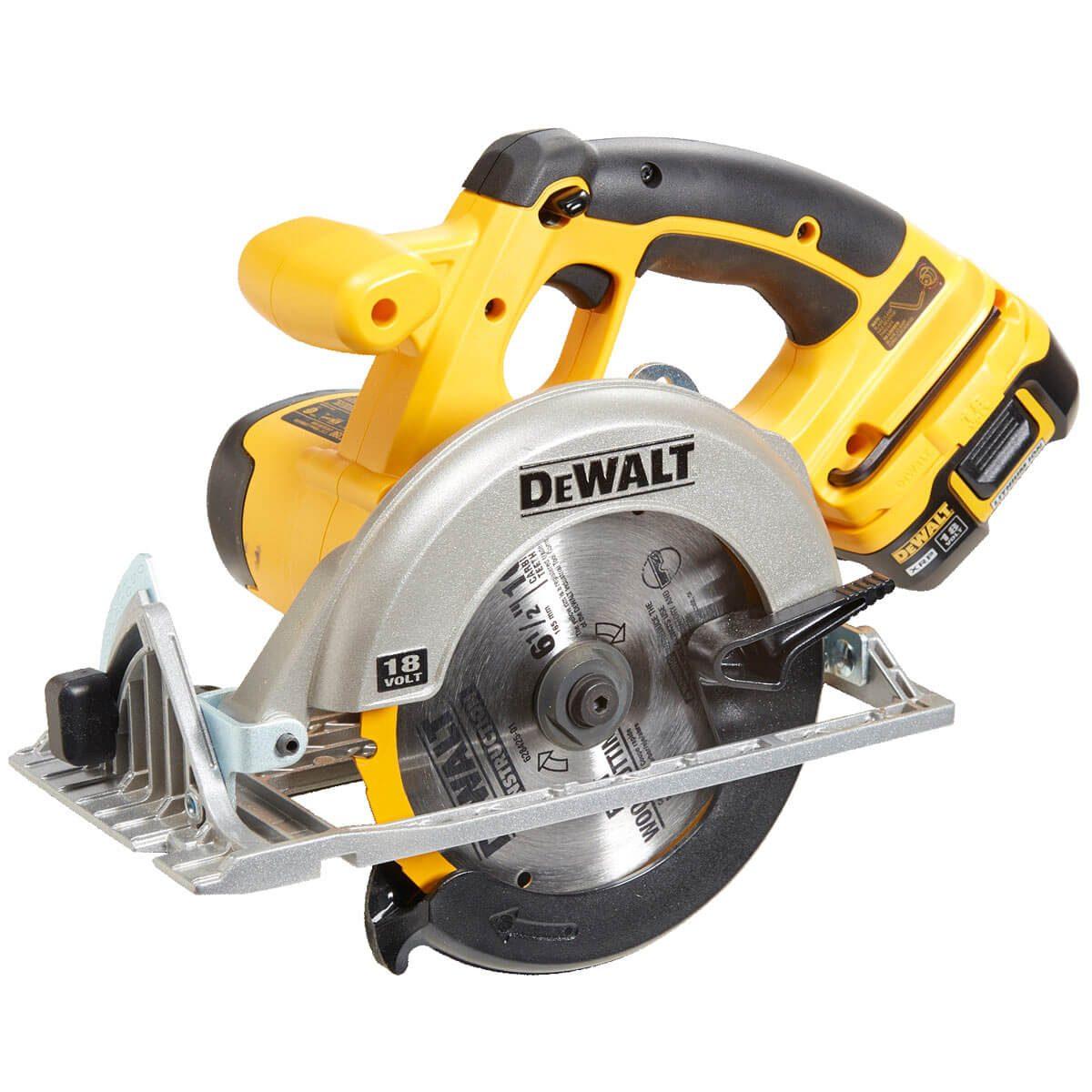 2018 best in diy cordless circular saws the family handyman dewalt dc390b keyboard keysfo Images
