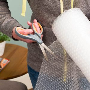Bubble Wrap® Hanger Hack