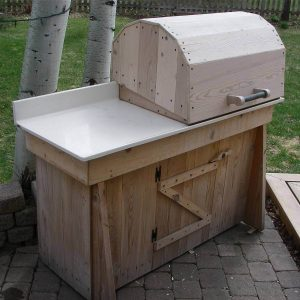 Reader Project: Compact Backyard Cooking Station