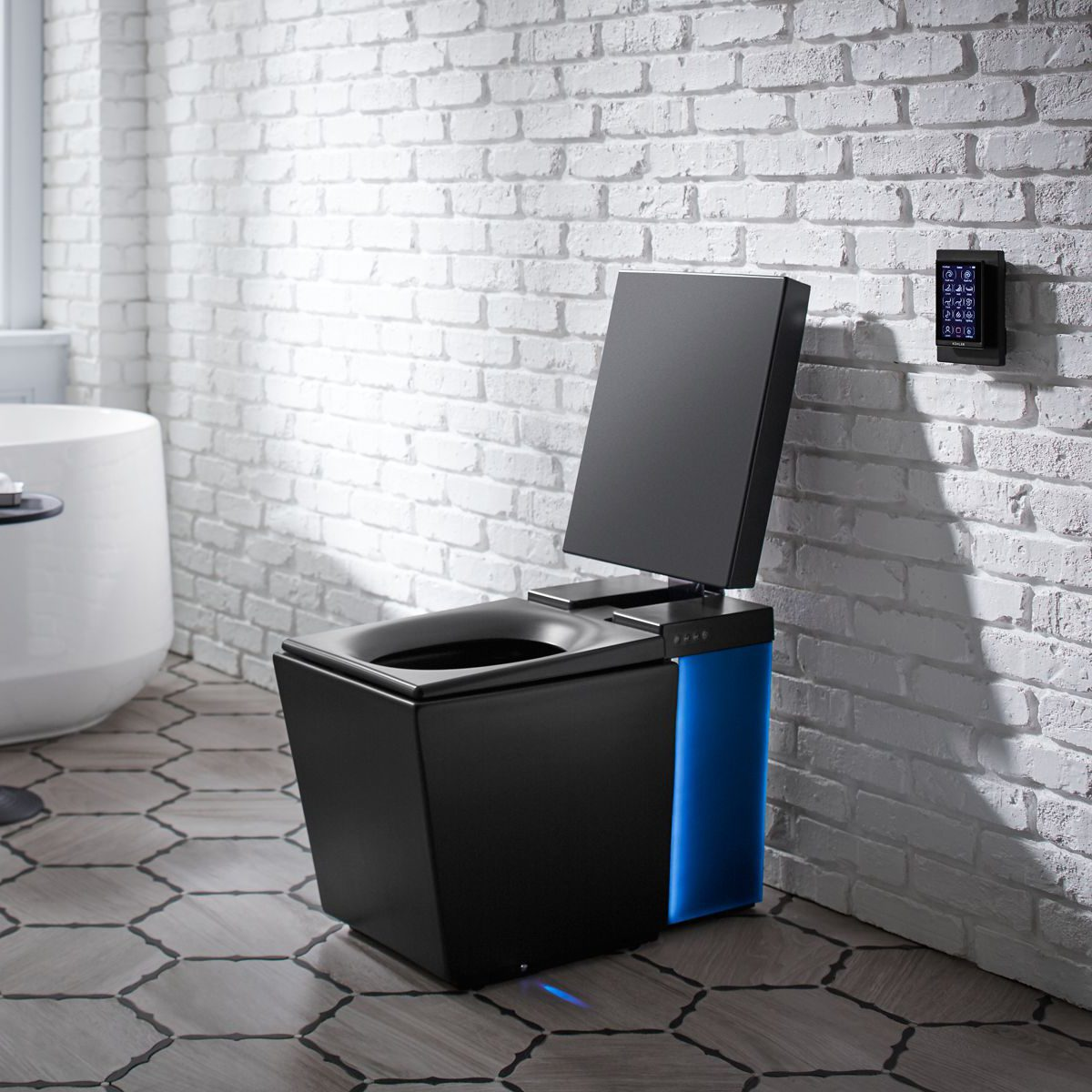 Kohler S New Smart Bathroom Products Can Connect To Alexa