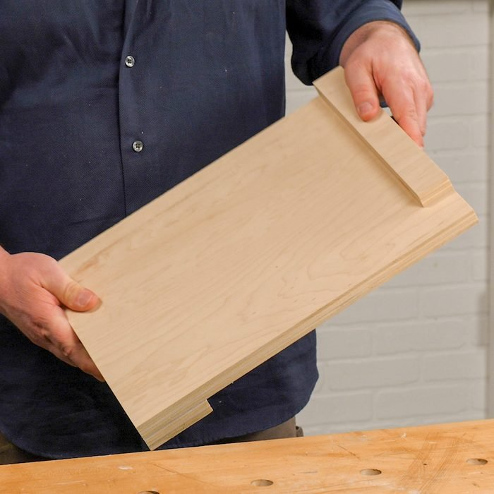 Make a Simple Bench Hook from Wood Scraps