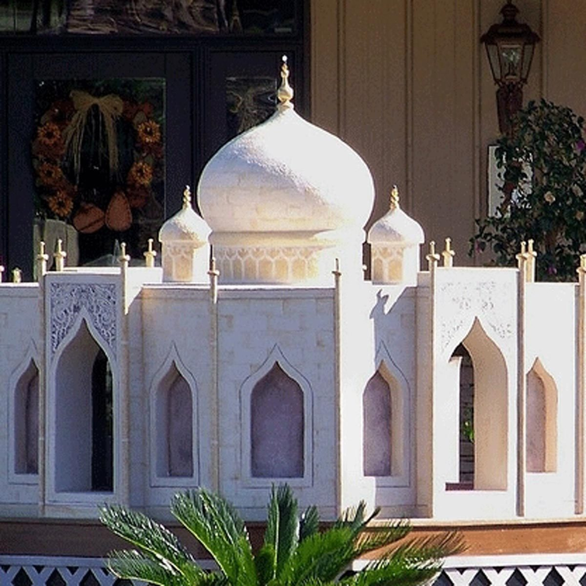 taj mahal dog houses