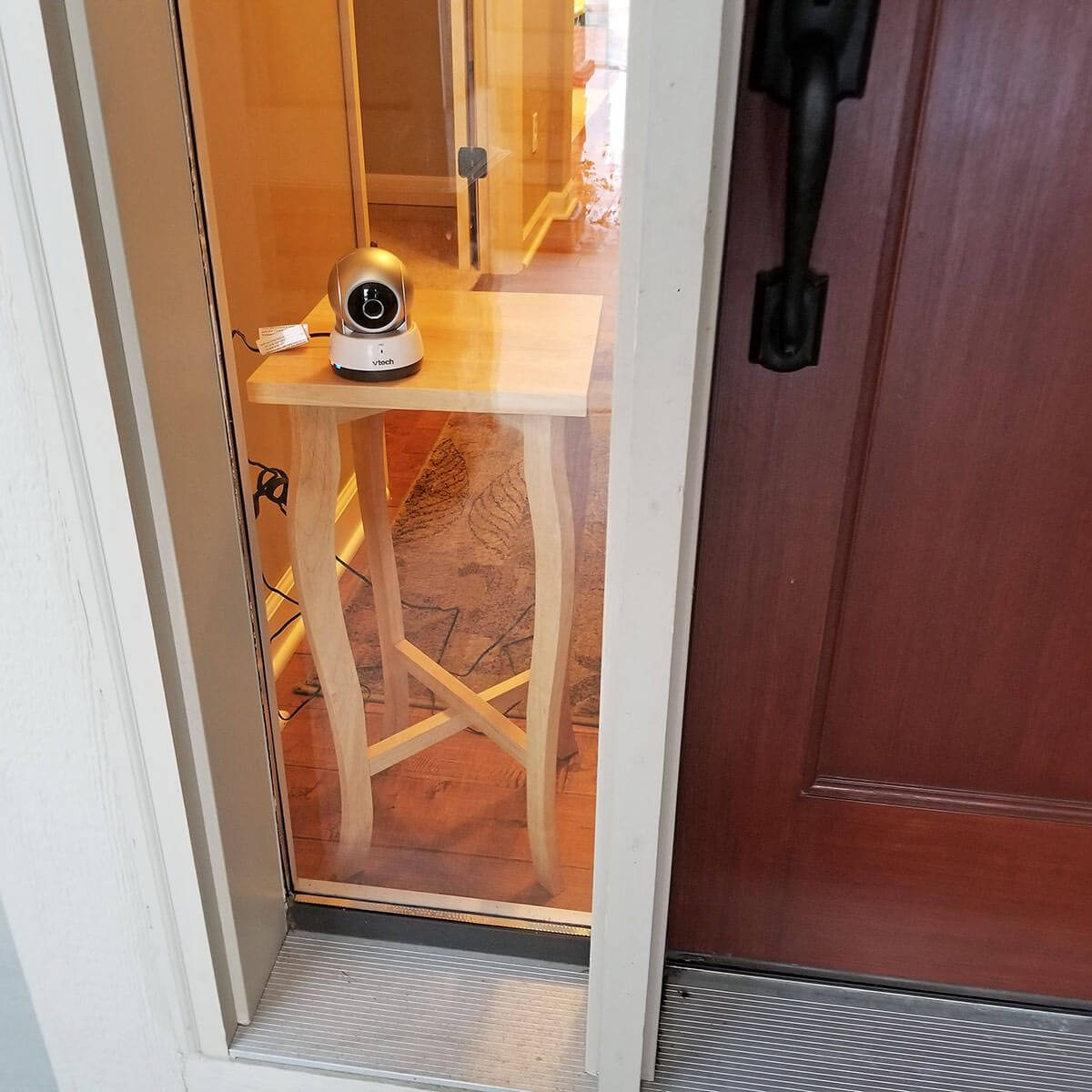 How to reinforce doors entry door and lock reinforcements monitor your home from your phone rubansaba