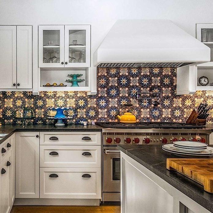remodeled historical kitchen