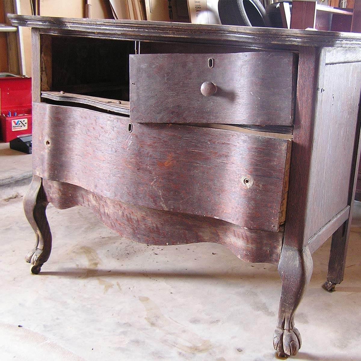 reader project: restored farmhouse dresser — the family handyman