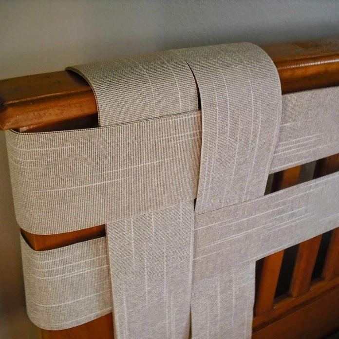headboard blinds cover
