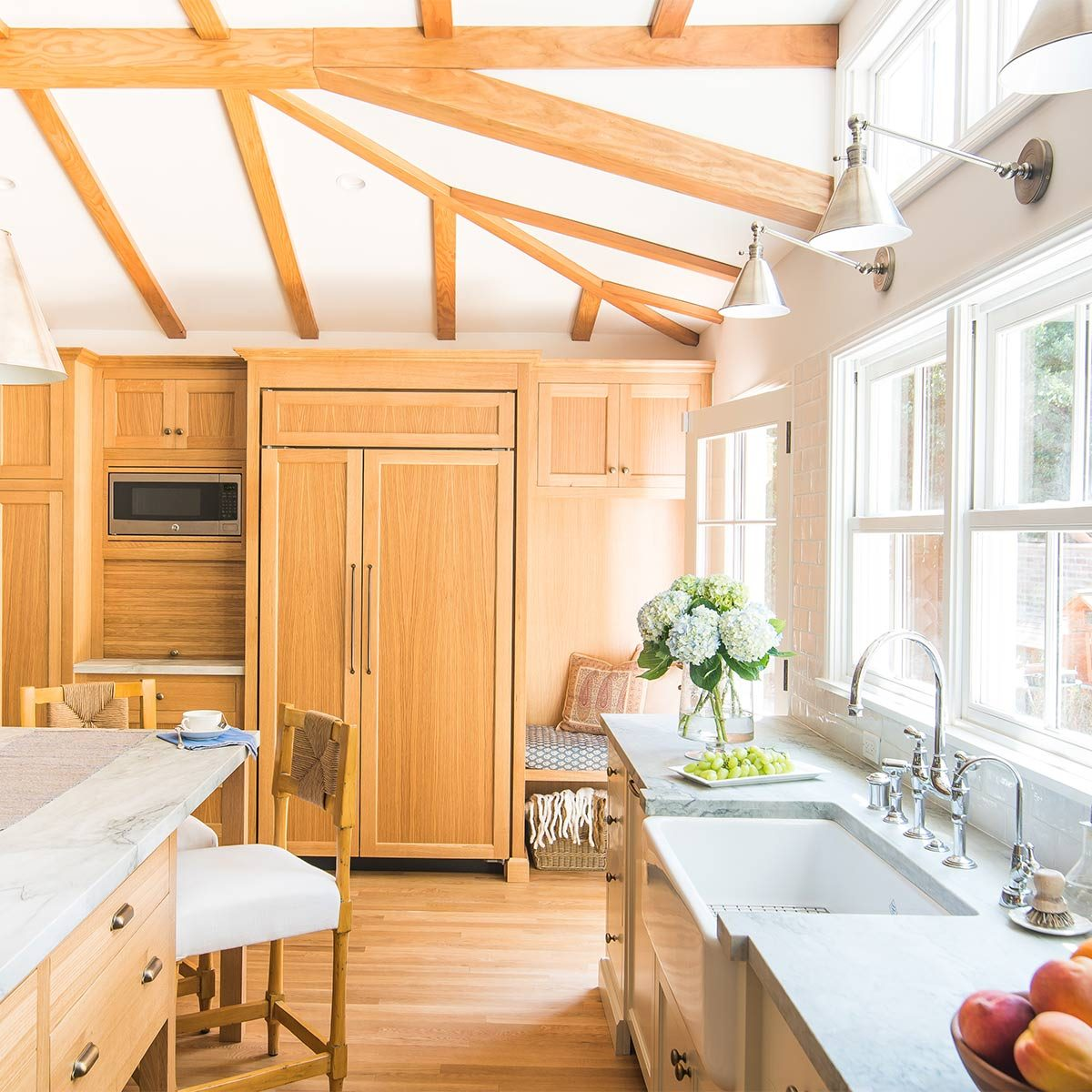 Incredible Kitchen Remodeling Ideas — The Family Handyman on ceiling painting, ceiling drywall, ceiling air conditioning, ceiling home,