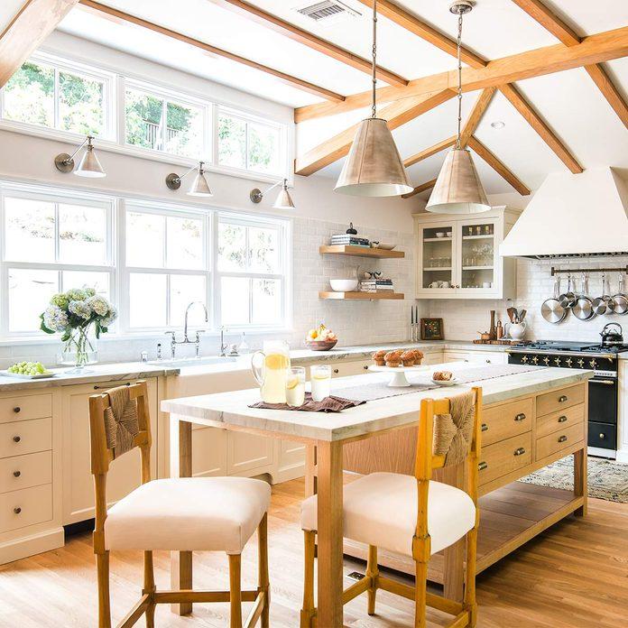 wood kitchen remodel