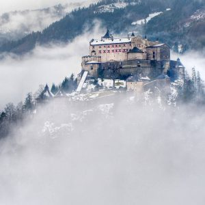 50 Extremely Remote Castles
