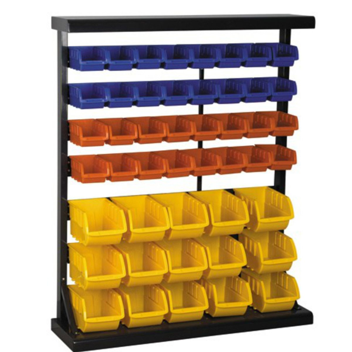 tool parts rack storage