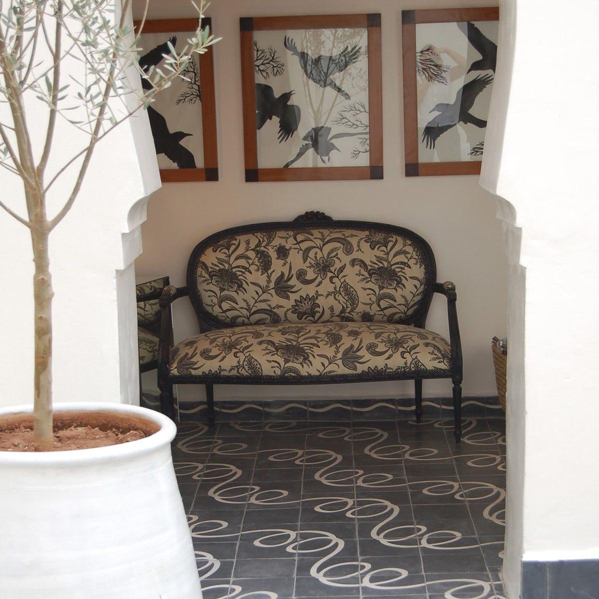 moroccan - tiles
