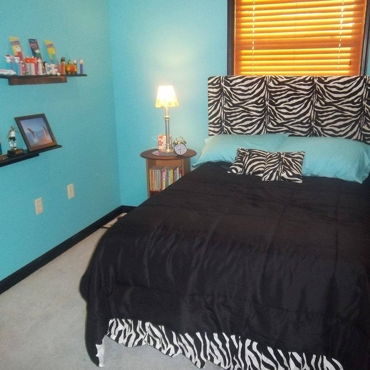 handy mom bedroom makeover