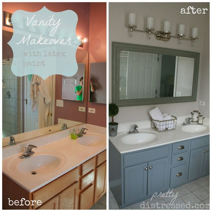 pretty-distressed-bathroom-vanity-makeover-with-latex-paint-throughout-measurements