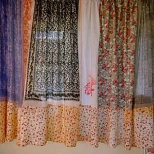 scarf-curtains