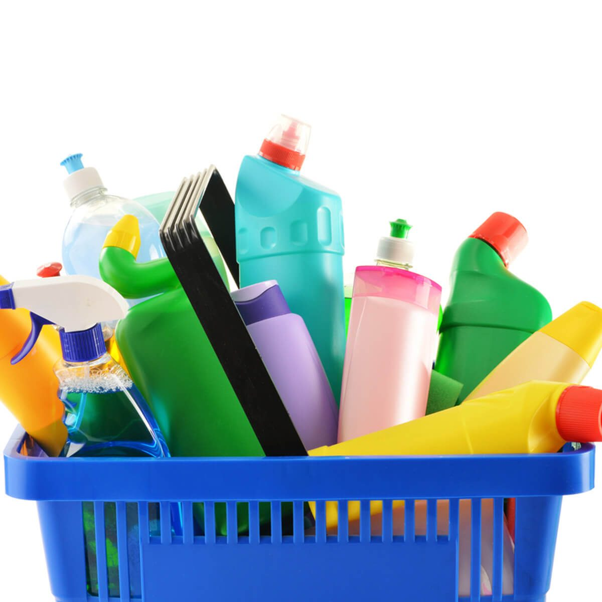 cleaning supplies chemicals
