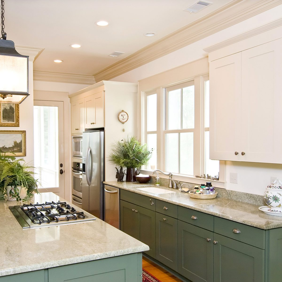 Shutterstock 45342838 kitchen cabinet trim