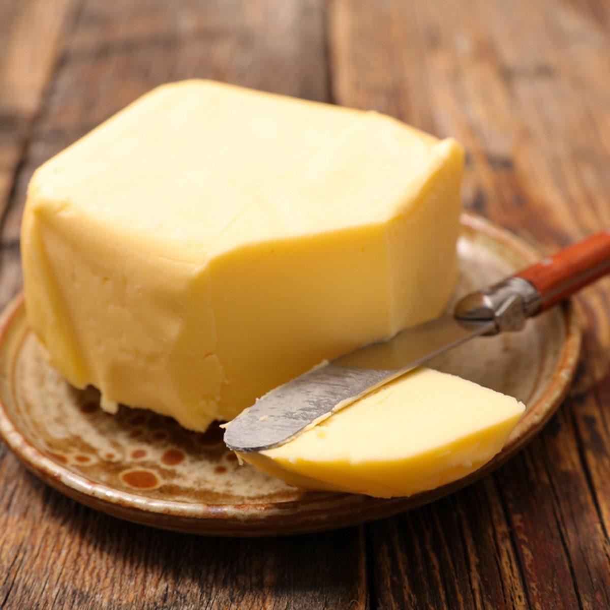 butter no refrigerate