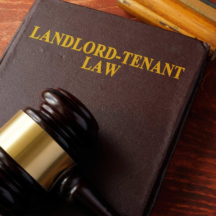 landlord tenant law renting