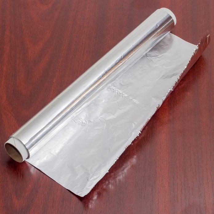 aluminum foil tinfoil