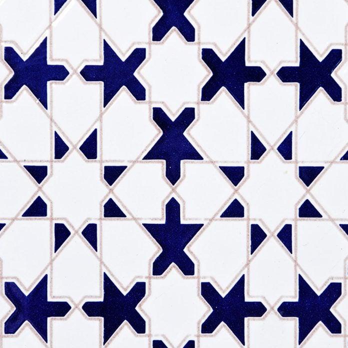 shutterstock_64938910 geometric tile pattern