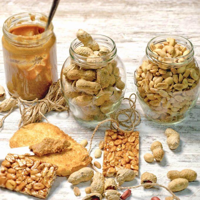 nuts peanut butter