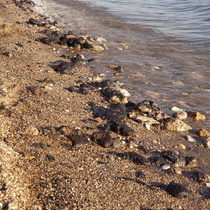 Get Rid of Beach Tar