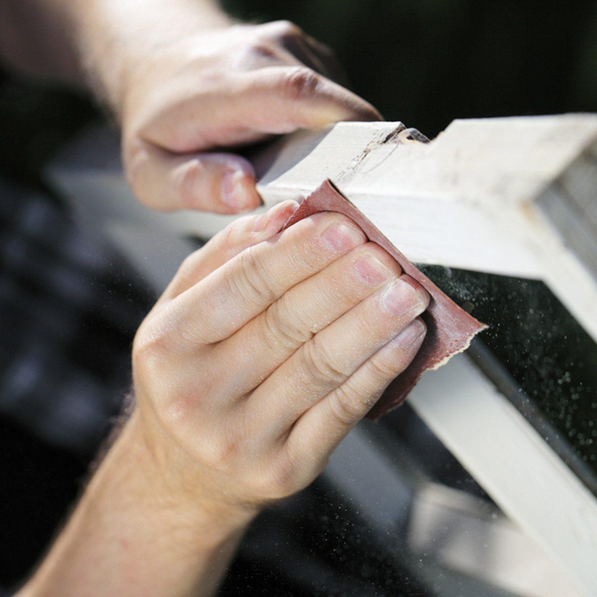 construction materials sanding thrift store