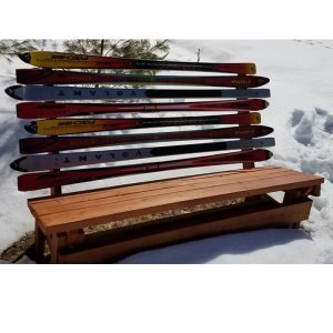 Reader Project: DIY Ski-Back Bench