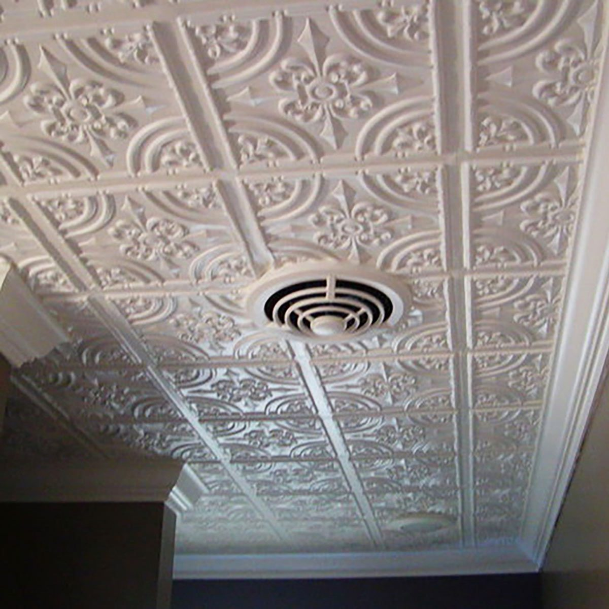 14 Ways to Cover a Hideous Ceiling: Unique Ceiling Ideas | The ...
