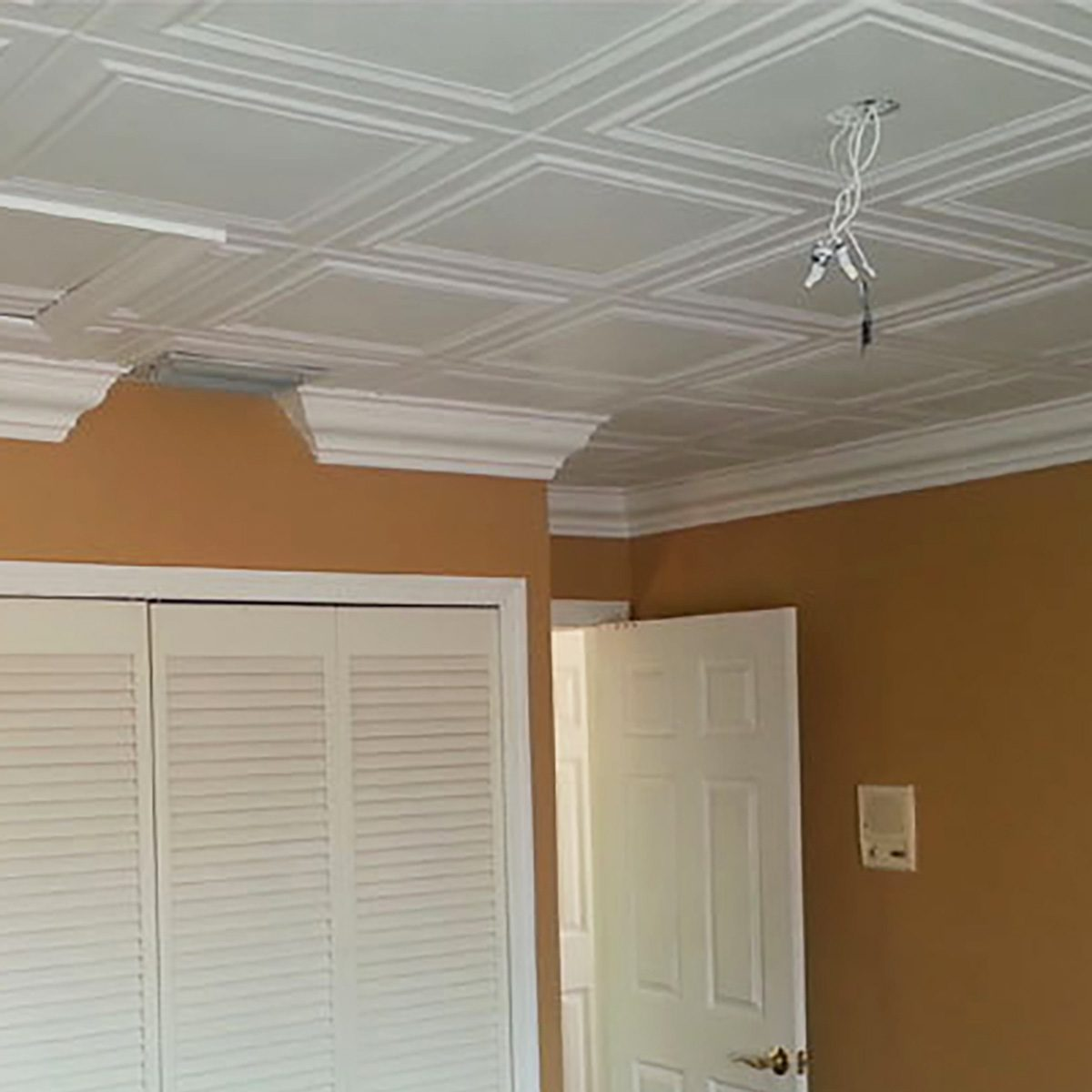 Surface Mount Ceiling Tiles