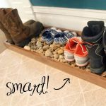 12 DIY Entryway Boot Tray Ideas