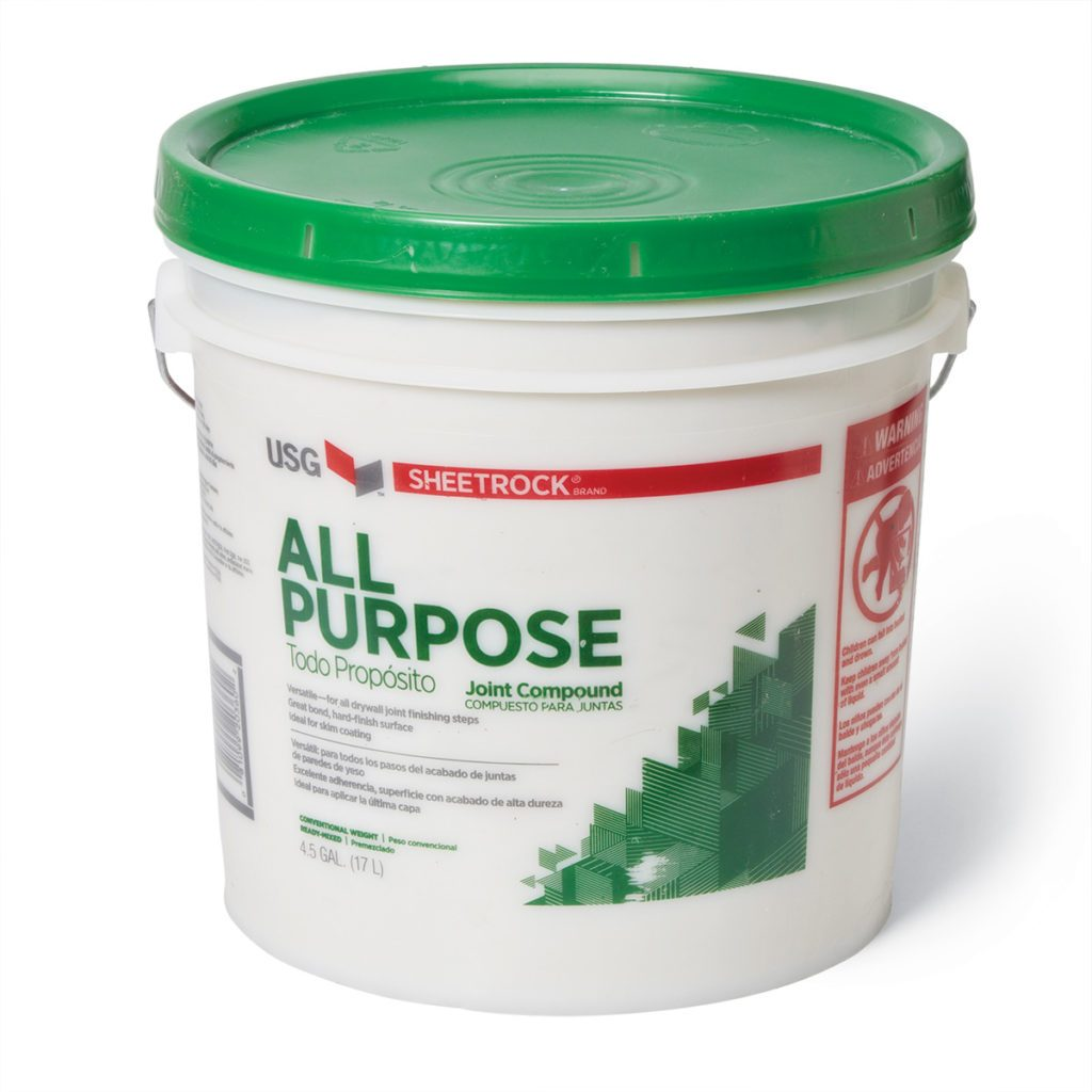 All Purpose Joint Compound | Construction Pro Tips