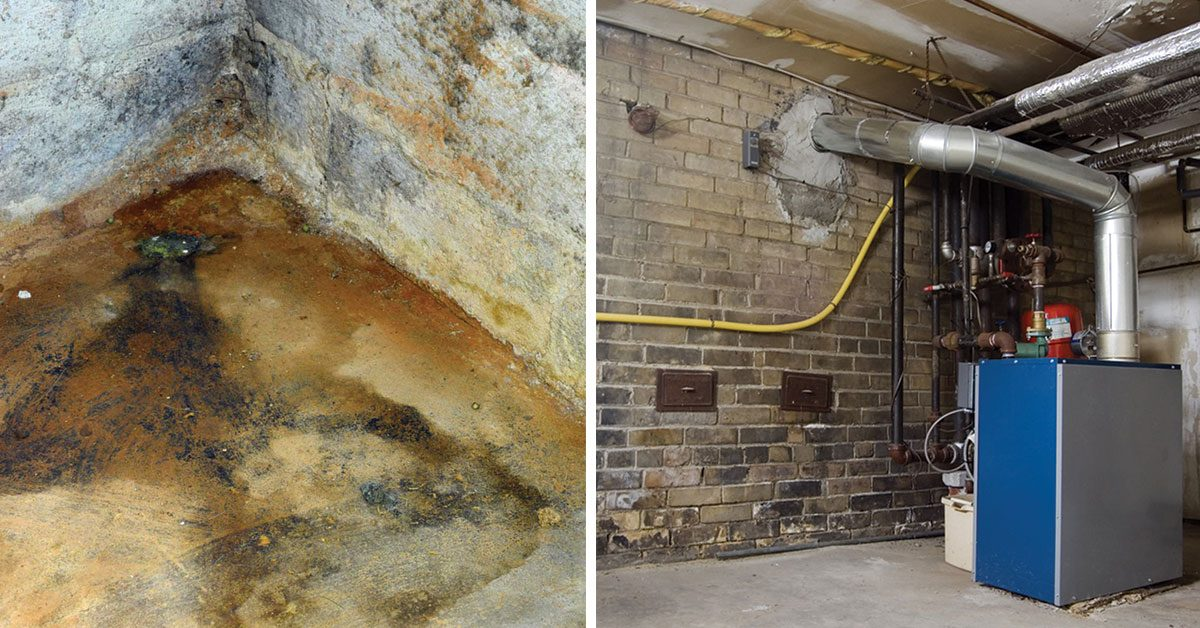 Here's How To Keep Your Basement Dry This Spring