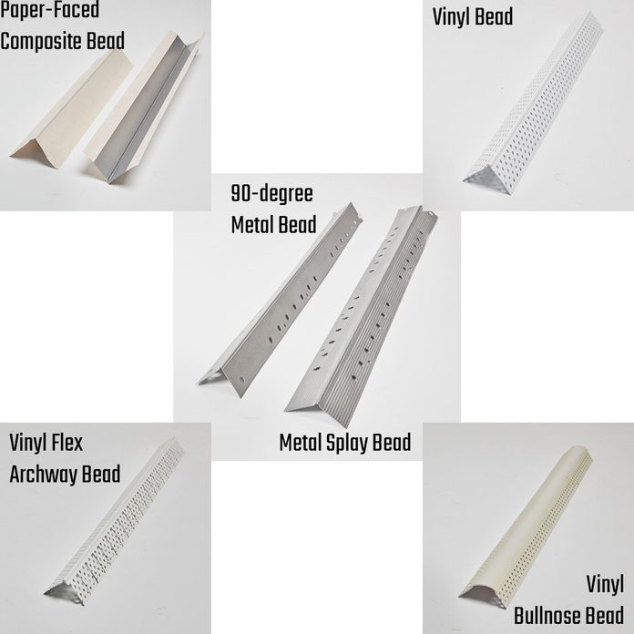 A Variety of Corner Beads | Construction Pro Tips