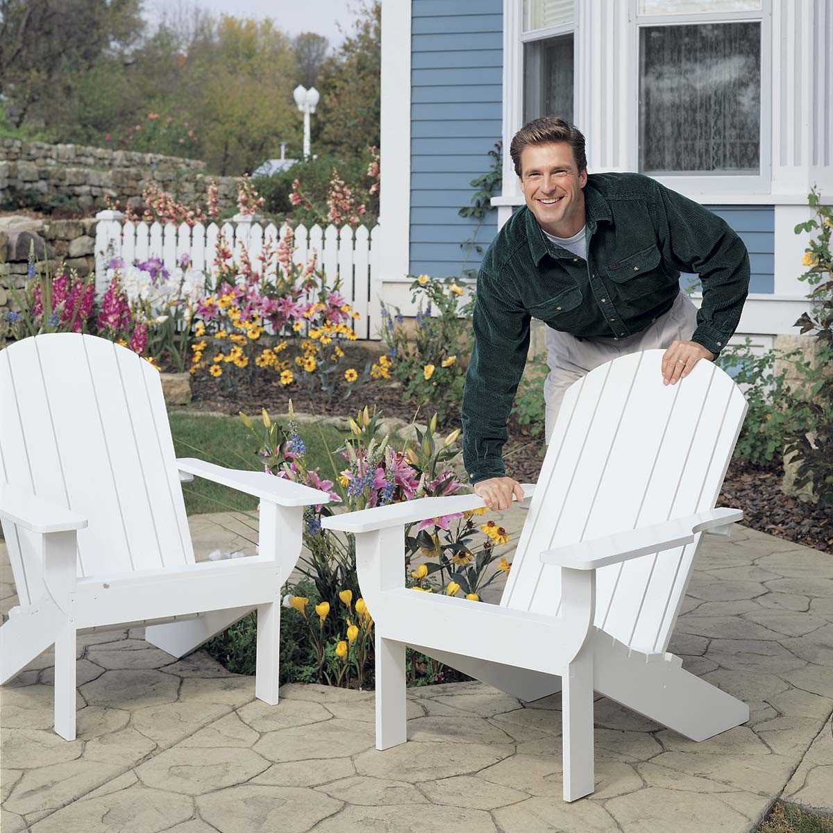 classic adirondack chair double adirondack chair plans