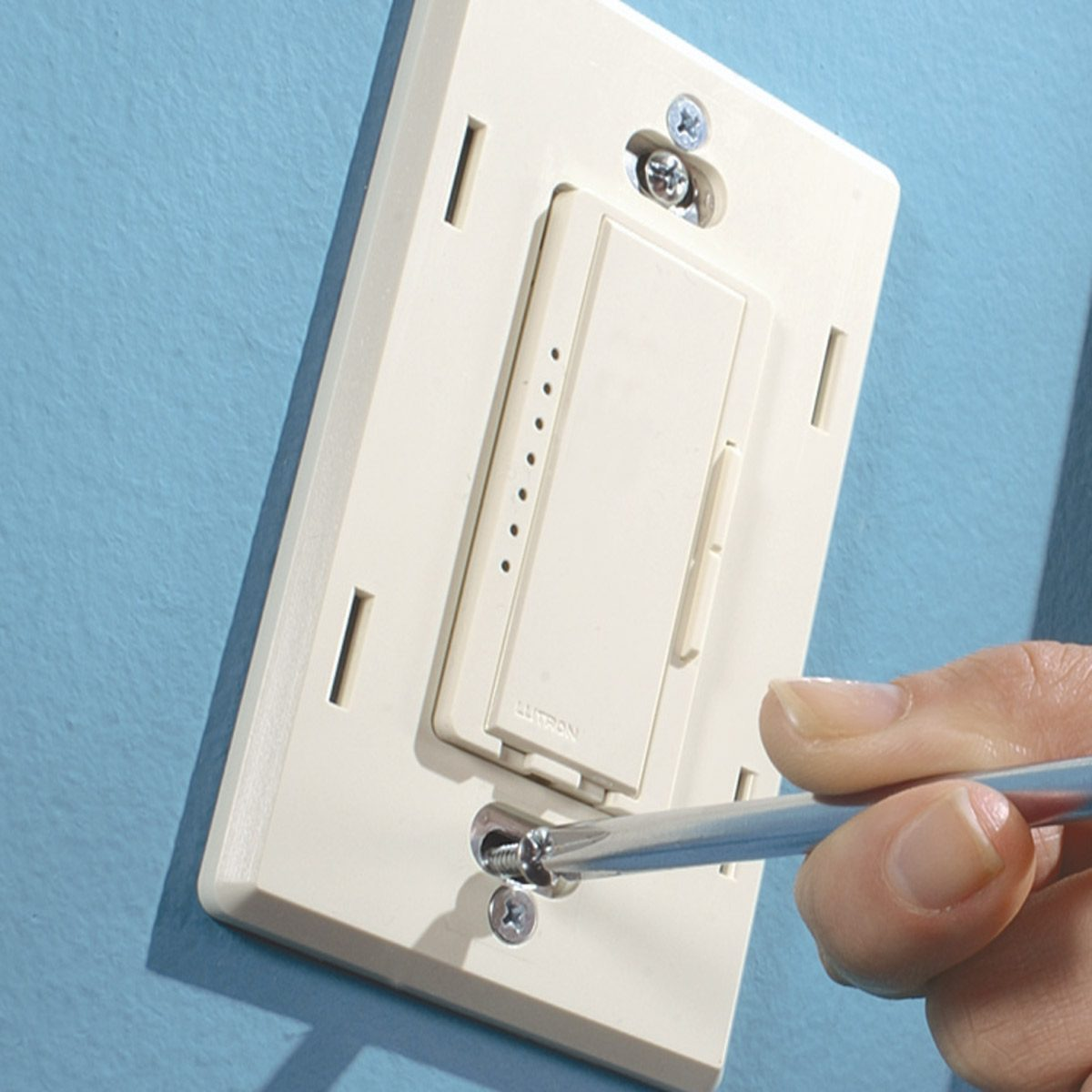 install dimmer switch